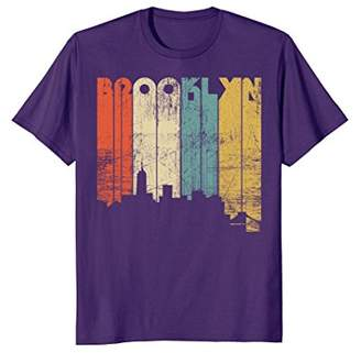 Brooklyn City New York State Vintage T-Shirt