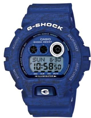 G-Shock BABY-G XL Print Resin Digital Watch, 58mm x 54mm