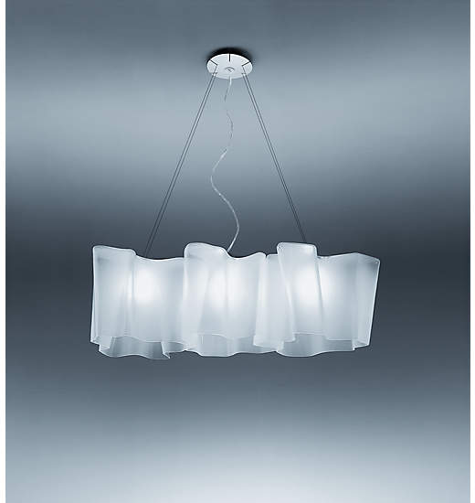 Logico Triple Linear Suspension Lamp