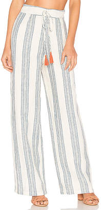 Tularosa Marley Pants in Ivory $138 thestylecure.com
