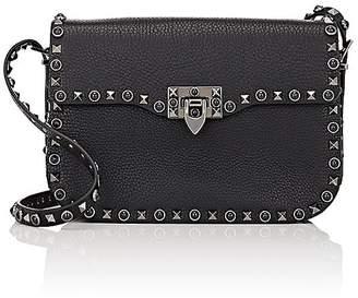 Valentino Women's Rockstud Rolling Leather Crossbody