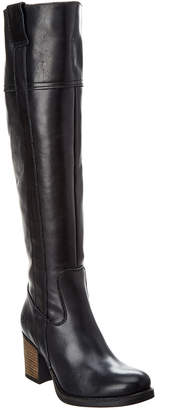 Bos. & Co. Horton Over-The-Knee Waterproof Leather Boot