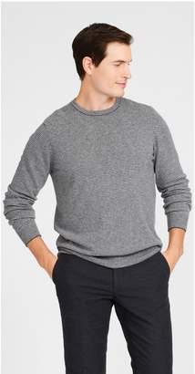 J.Mclaughlin Caleb Cashmere Sweater in Hairline Stripe