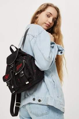 Topshop Josie Self Love Backpack