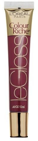 L'Oreal Colour Riche Le Gloss - Mystic Mauve 161