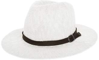 AERUSI Coral Jones Floppy One Size fits Most Straw Hat