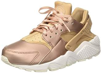 Nike Women's's Air Huarache Run PRM Txt Gymnastics Shoes
