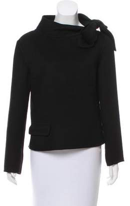 Marc Jacobs Cashmere Long Sleeve Top