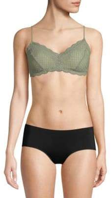 Juanita Scalloped Lace Bra