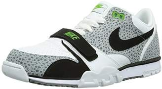 Nike Men's Air Force 1 '07 Basketball Shoes, Black/White 015, 5.5 UK