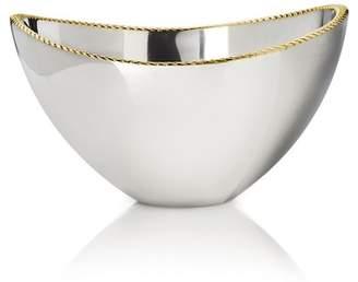 Nambe Braid Gold Small Bowl
