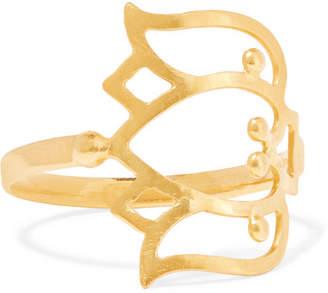 Pippa Small 18-karat Gold Ring