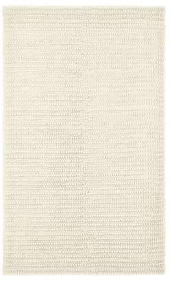 Pottery Barn Teen Textured Wool Rug, 8x10', Natural