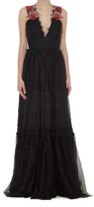 Philipp Plein Watts Polina Long Dress