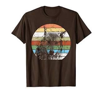 Wolf T Shirt 70s