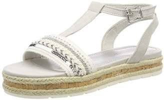 415032c9470 Marco Tozzi White Sandals For Women - ShopStyle UK