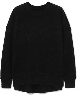 By Malene Birger Biaggio Brushed Knitted Sweater - Black