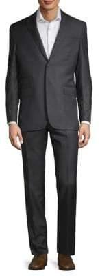 Michael Bastian Notch Lapel Wool Standard-Fit Suit