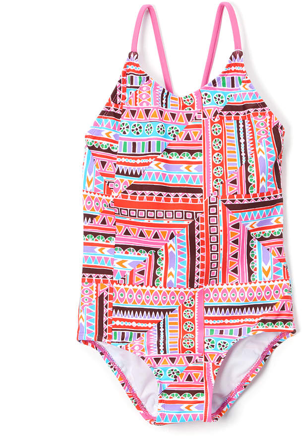 Pink Cindy One-Piece - Toddler