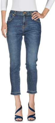 Maison Clochard Denim pants - Item 42671612US