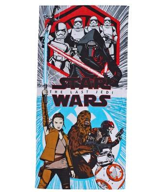 Star Wars Episode VIII The Last Jedi Beach Towel by Jumping Beans