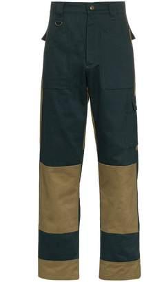 GmbH x Browns Viktor envelope pocket trousers