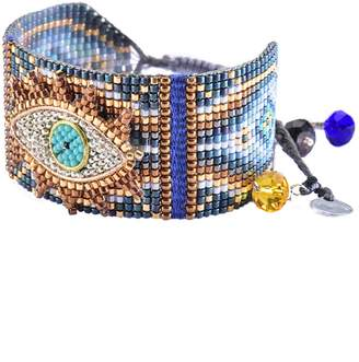 Mishky Medium Evil Eye Bracelet