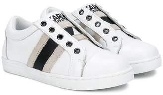 Karl Lagerfeld slip-on sneakers