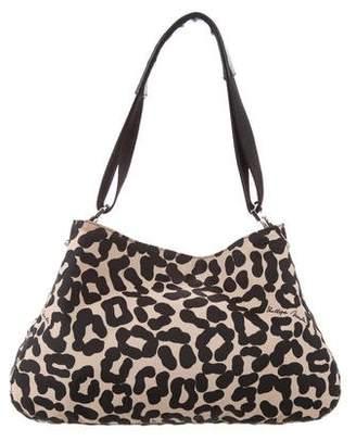 Bottega Veneta Leather-Trimmed Reversible Bag