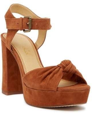 Splendid Bates Platform Sandal
