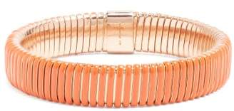 Chloé Stretch Band Enamel Bracelet - Womens - Orange