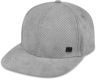 Sean John Men's Faux-Suede Perforated Hat, Created for Macy's, Created for Macy's
