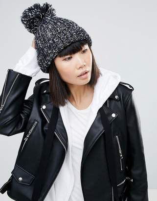 Eugenia Kim Genie by Riley Navy Hat with Pom Pom