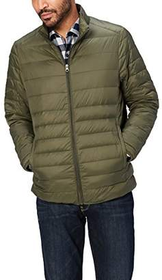 Amazon Essentials Men's Lightweight Water-Resistant Packable Down Jacket