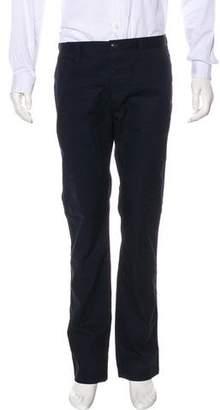 Burberry Flat Front Pants