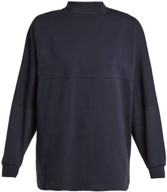 Burberry Vellar logo-printed cotton sweatshirt