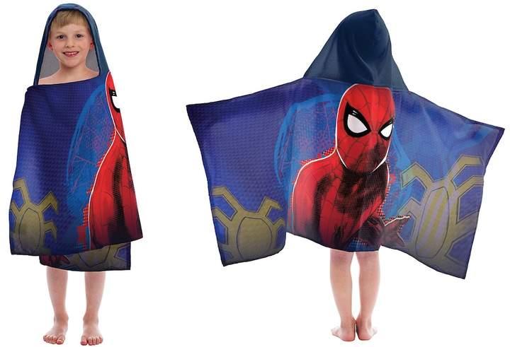Kohl's Spider-Man Hooded Towel