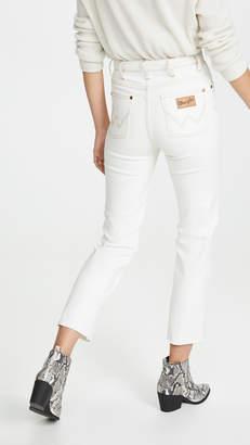 Wrangler Heritage Crop Jeans