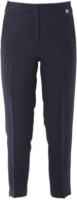 Twin-Set TwinSet Viscose Blend Trousers