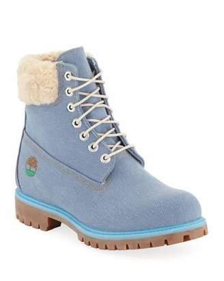 ffa460a603d Timberland Men s Just Don Denim Boots