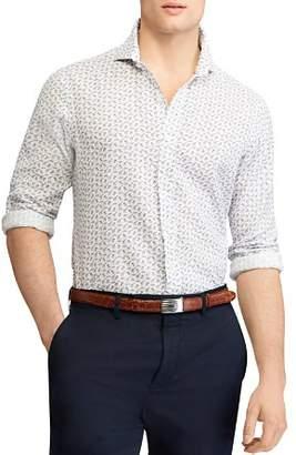 Polo Ralph Lauren Safari Print Classic Fit Button-Down Shirt