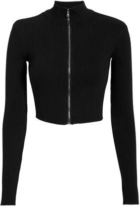 Cotton Citizen Ibiza Front Zip Turtleneck