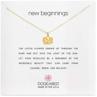 Dogeared New Beginnings Necklace, 16""