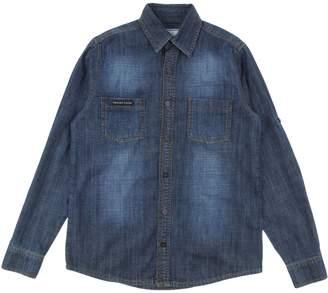 Philipp Plein Denim shirts - Item 42686086WB