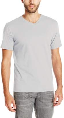 Threads 4 Thought Men's Short Sleeve V Neck Tee