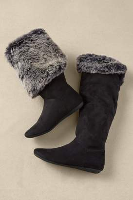Soft Surroundings Sherpa Convertible Boots