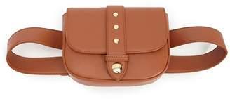 Forever 21 Foldover Flap Belt Bag
