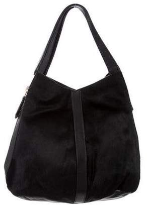 5d93d74b1d4 Givenchy Leather Ponyhair Shoulder Bag