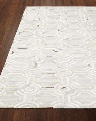 Loloi Rugs Woodbridge Leather Rug, 5' x 7'