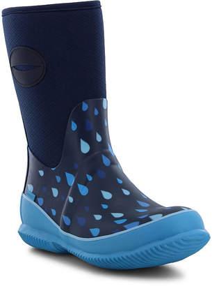 Western Chief Womens Big City Rain Boots Waterproof Pull-on